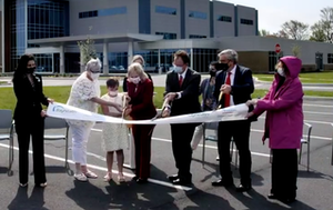 """Featured image for """"Nemours holds ribbon cutting ceremony"""""""