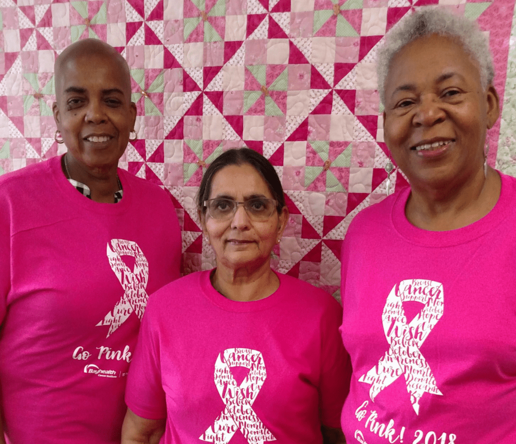 """Featured image for """"Dover woman supports others diagnosed with breast cancer"""""""