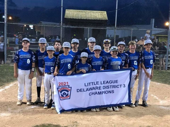 """Featured image for """"Lewes/Rehoboth Little League District 3 Champs"""""""