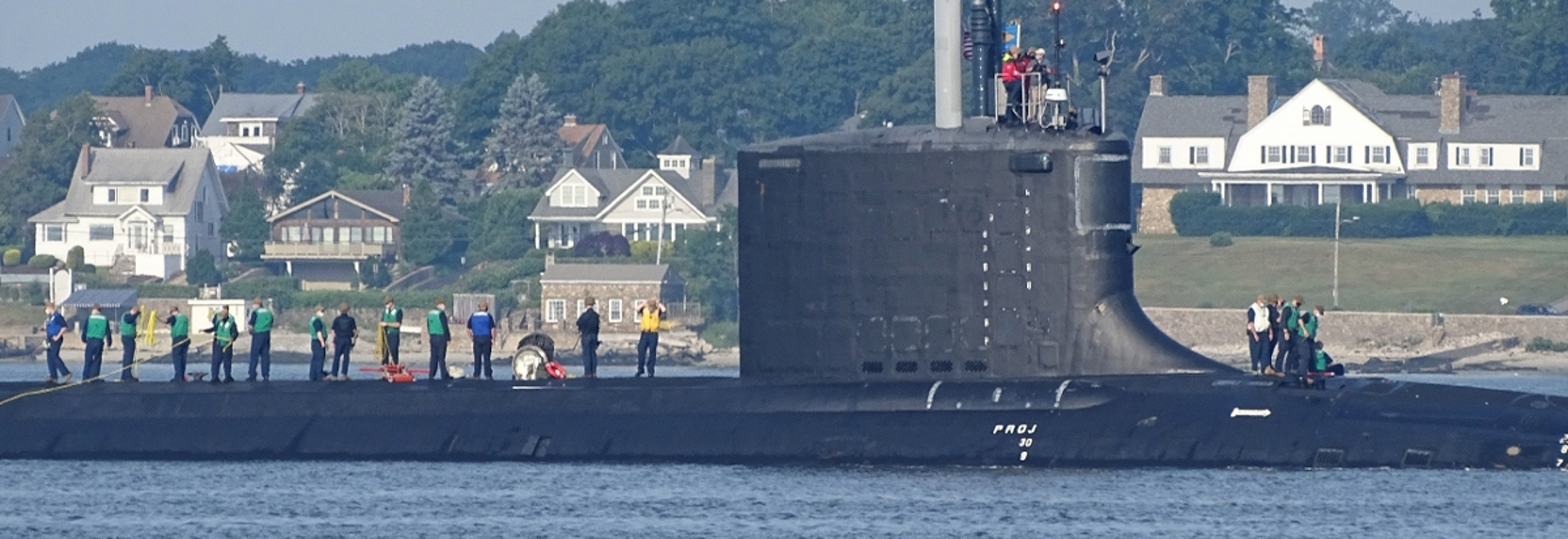 """Featured image for """"Dover leaders form USS Delaware submarine support association"""""""