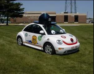 """Featured image for """"Delaware State Police seek help naming VW Beetle recruit"""""""
