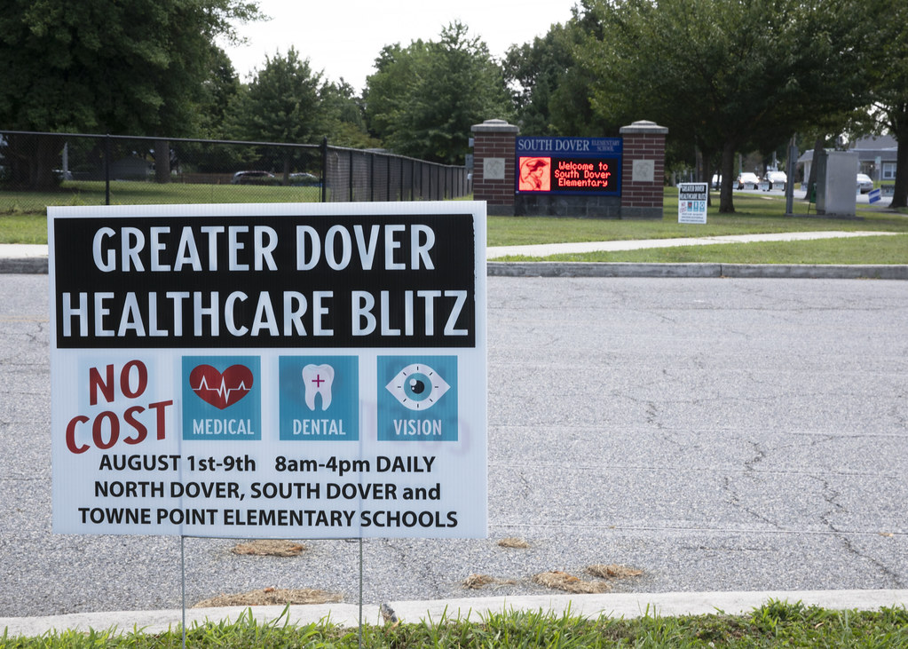 """Featured image for """"Guard offering free medical, dental, eye exams in Dover through Sunday"""""""