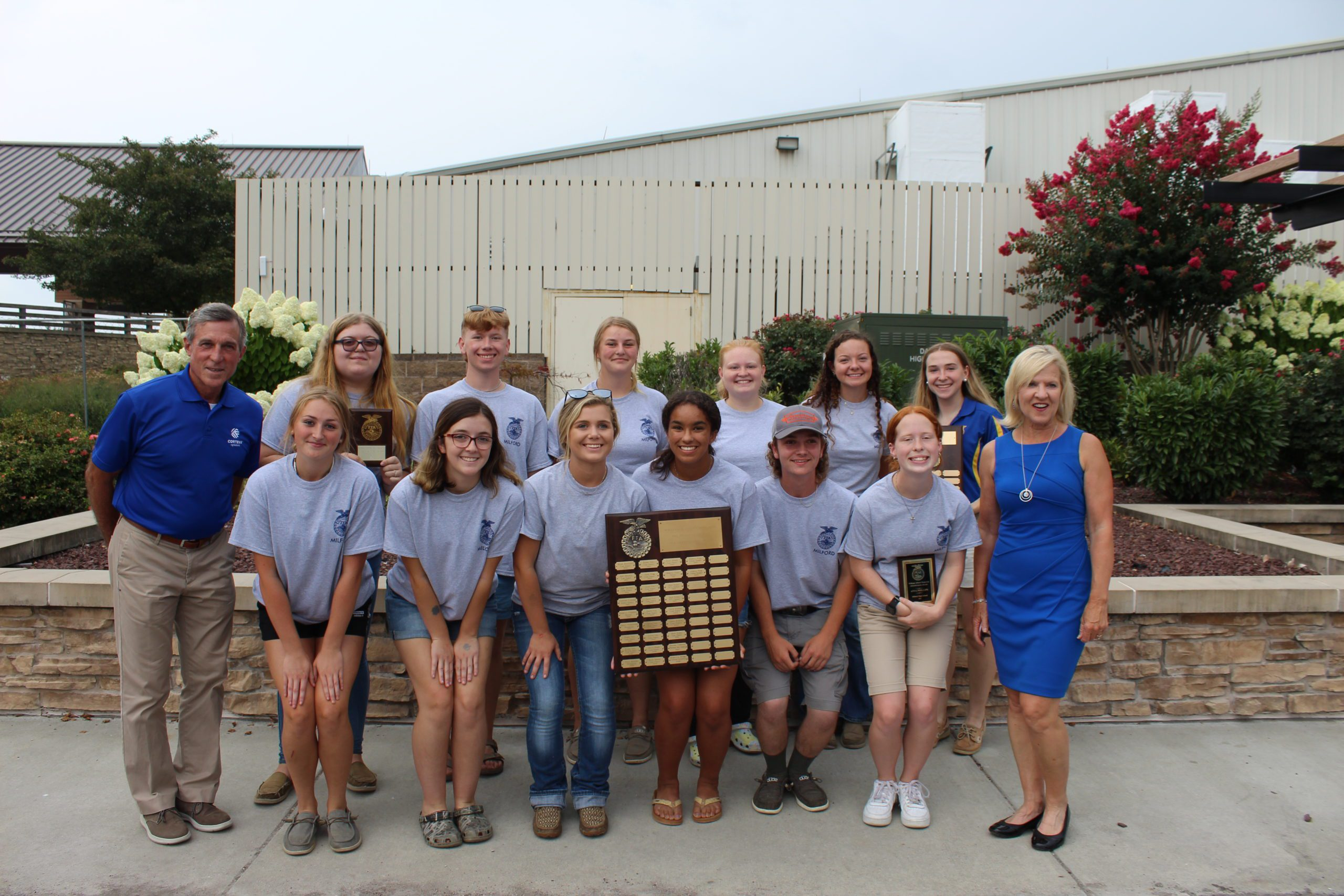 """Featured image for """"Milford FFA wins awards at Delaware State Fair"""""""