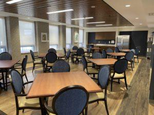 Polaris Unit Dining Area