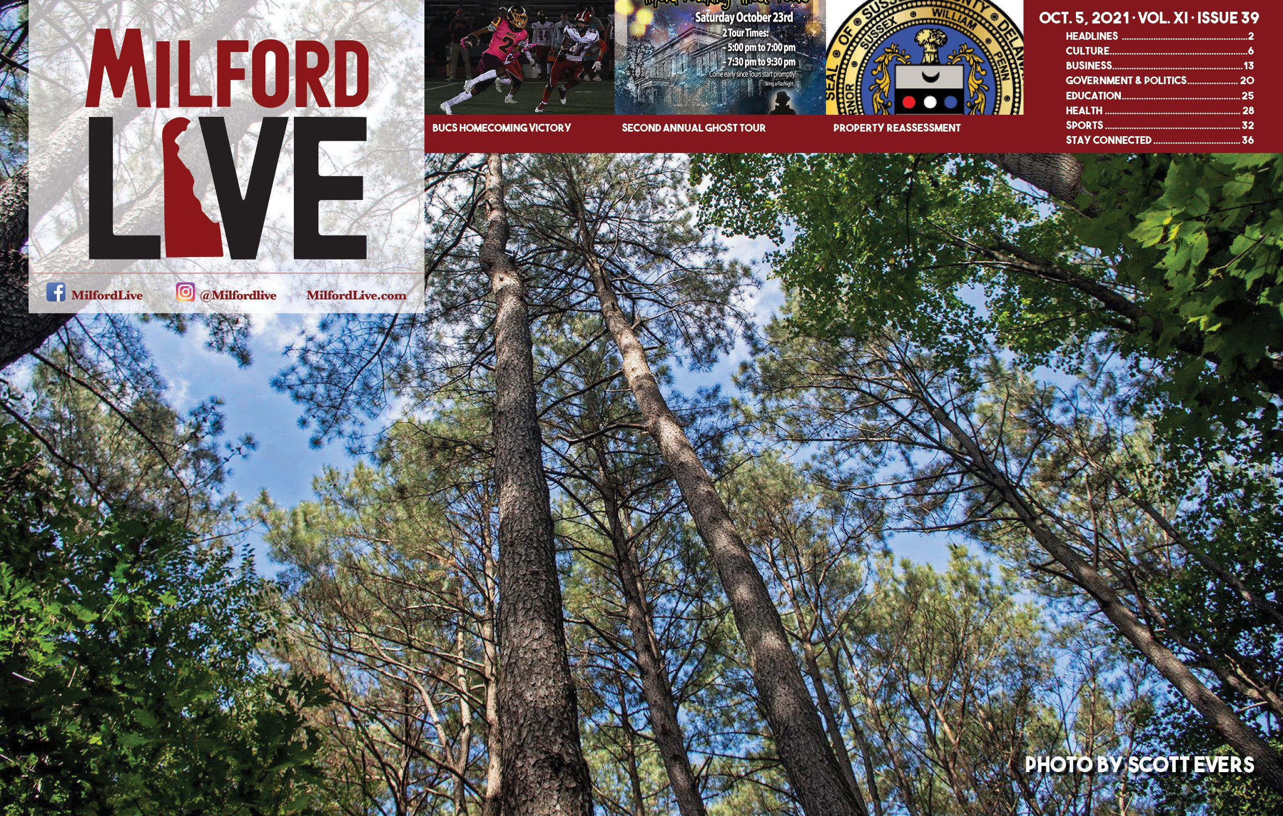 """Featured image for """"Milford LIVE Weekly Review – October 5, 2021"""""""
